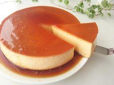 Sweets Recipes, Baking Recipes, Mousse, Custard Desserts, Japanese Sweets, Japanese Recipes, Bread Cake, Something Sweet, Food Photo