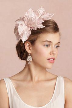 Gladiolus Headband in Shoes & Accessories Headpieces at BHLDN Bridal Headpieces, Fascinators, Bridal Hair, Holiday Hairstyles, Wedding Hairstyles, Bridal Accessories, Bridal Jewelry, Glamorous Hair, Metal Headbands