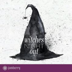Witches night out doesn't just apply to Halloween. Book a Jamberry party in…
