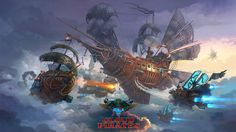 CLOUD PIRATES   E3    SNIPE HUNT !
