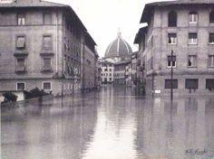 A 45 anni dall'alluvione di Firenze (Via Martiri del Popolo)