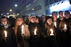 Iceland marches for peace 2015 - Iceland Monitor