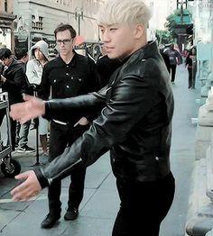 My wandering heart is frightened Daesung, Gd Bigbang, Yg Entertainment, Big Bang Memes, Live Picture, Kpop Guys, Jiyong, Vixx, K Idols