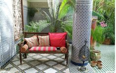 Awesome idea for my terrace! by Amber Interior Design