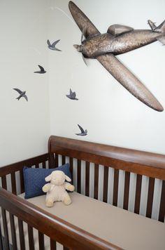 Chambre vintage | Mon Bébé Chéri - Blog bébé