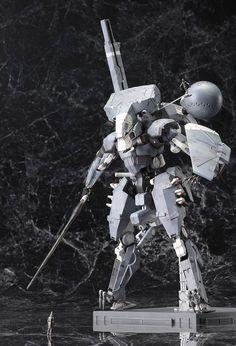 FULL REVIEW: Kotobukiya's 1/100 METAL GEAR SAHELANTHROPUS. [Metal Gear Solid V The Phantom Pain] No.21 Big Size Official Images, INFO http://www.gunjap.net/site/?p=275755
