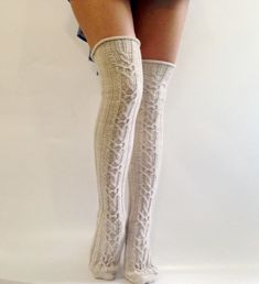 Hey, I found this really awesome Etsy listing at https://www.etsy.com/listing/267493865/wool-knee-high-knit-socks-wool-socks