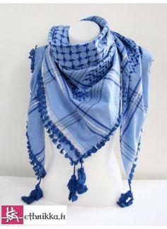 Keffieh pas cher. Acheter une écharpe palestine sur ethnikka.fr. Large  choix de foulard et keffiehs de très bonnes qualités, livraison rapide et  paiement ... 5f0ccab6215