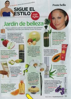 Check out #Herbalife's Radiant C Face Quencher in March 2010 issue of People en Español./ No te pierdas ver la nota de Radiant C Face Quencher de Herbalife en la revista People en Español del mes de marzo 2010 (página 95).