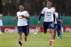 Objetivo Copa América: la selección ya se entrena