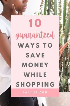 Learn 11 ways to save money while shopping. With these 11 methods and tricks you are guaranteed to save money while shopping for clothing and accessories. It is unnecessary to overpay for items if you can purchase them for less. You may want to save money while shopping to budget your finances. Learn how to save money while shopping to budget your finances. Lots Of Money, Basic Outfits, Make A Wish, Ways To Save Money, Retail Therapy, Love Is All, Cool Eyes, Types Of Fashion Styles, Saving Money