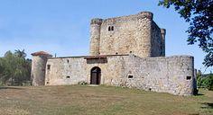 Castillo de los Porres, en Virtus.