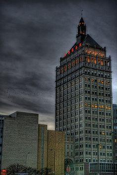 Kodak Building, Rochester, NY