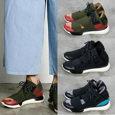 Color-Block Sneakers from #YesStyle <3 Rememberclick YesStyle.com