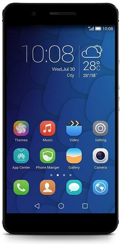 Honor 6 Plus Smartphone (5,5 Zoll (14 cm) Touch-Display, 32 GB Speicher, Android 4.4)