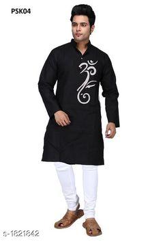 Kurtas Men's Trendy Stylish Poplin Hand Printed Kurta Fabric: Poplin Sleeves: Full Sleeves Are Included Size:  SMLXL2XL3XL4XL5XL (Refer Size Chart) Length: Refer Size Chart Type: Stitched Description: It Has 1 Piece Of Men's Kurta Work: Hand Printed Country of Origin: India Sizes Available: XS, S, M, L, XL, XXL, XXXL, 4XL, 5XL   Catalog Rating: ★4 (466)  Catalog Name: Men's Trendy Stylish Poplin Hand Printed Kurtas Vol 1 CatalogID_239570 C66-SC1200 Code: 535-1821842-