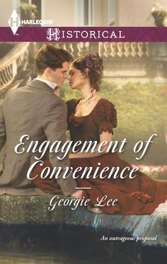 Georgie Lee - Engagement of Convenience / #awordfromJoJo #HistoricalRomance #GeorgieLee