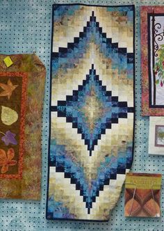 Twist-and-Turn Bargello Quilts | by Martingale | That Patchwork Place