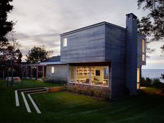 Orient House by Ryall Porter Sheridan Architects