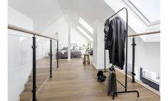 Appartement in Stockholm met cool dakterras ❥