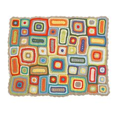 Weegoamigo Rupert Crochet Blanket