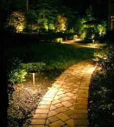 25 kichler landscape lighting ideas