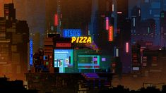 8-Bit-GIF-Animationen von Waneella <3