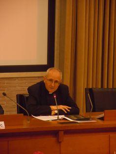 Prof. Mons. Luis Romera, Il Rettore