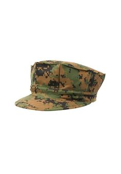 f7ce81bc5cd Government Spec 2 Ply Woodland Digital Camo Marine Corps Fatigue Cap  Military Surplus Store