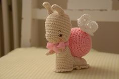amazing eye embroidery Ravelry: dogwash's girly snail - no pattern on Ravelry 4/13/14
