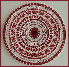 Com mosaico