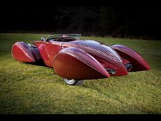 boattail speedster