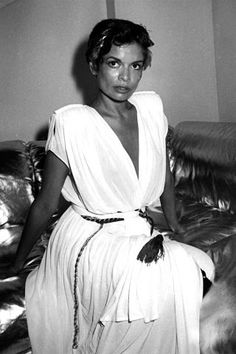 17 iconic vintage party photographs: Bianca Jagger