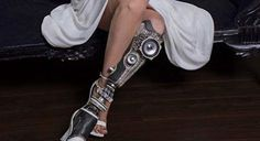 Funny pictures about Badass prosthesis. Oh, and cool pics about Badass prosthesis. Also, Badass prosthesis. Orthotics And Prosthetics, Physical Therapy, Badass, Funny Pictures, Lust, Products, Fashion, Ballerina, Transhumanist Art