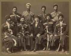 Персидская казачья Его Величества Шаха Персии дивизия - sergpodzoro