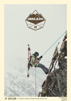 armadaskis:    JP Auclair // Japan Ad // TST // Outland Gore-Tex® Jacket