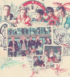Lemme kiss you!!!! (GIF) Love Deeply, Kiss You, One Direction, Infinite, Love Her, Band, Sash, Infinity Symbol, Infinity