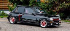 Renault 5 Turbo Black
