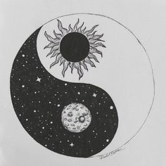 Hullo I'm Rid, a hundred year old witch. My sign is the ying and yang because everything about me is half and half. [I mean everything. Everything but.... Nope nevermind even my room] Plus, everything needs little push and maybe alittle pull, and i do plan on pushing and pulling.