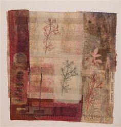 """""""Rouge"""" by Cas Holmes - Media - Quilting Daily"""