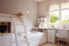 Akıllı çözümlerle 15çocuk odası dekorasyonu fikirleri size ilham vermek için karşınızda… Çocuk odaları dekorasyonu için şık seçimlerle birlikte aynı zamanda akıllı uygulamalar da oldukça önemli. Çocuk odası dekorasyonu yaparken her zaman akıllı çözümlere ihtiyaç var. Çocuklar büyüyor, yeni bir kardeş ya da kardeşler geliyor… İhtiyaçlar da çocuklar büyüdükçe artıyor. Çocukların beğendiği renkler ve hobilerine …