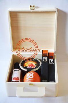 Pack regalo NARANJA  www.deliciatessen.es