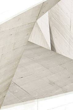 Concrete print with beautiful accuracy. Architecture Details, Landscape Architecture, Interior Architecture, Building Architecture, Beautiful Architecture, Interior Design, Textures Patterns, Geometric Shapes, Amazing Photography
