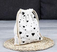 Storage Bag Hearts - (S-23)