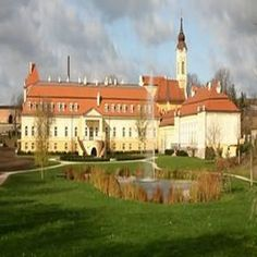 The Chateau Bela is located in Bela, Slovakia (Slovak Republic)
