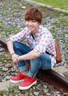 JM (starship)~railway~❤❤ seungwoo mv you're beautiful