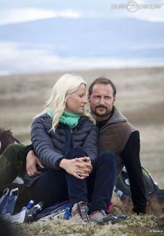 Crown Princes Haakon and Mette-Marit