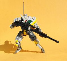 LEGO Sniper Mech SPFY05 Calico by Adrian Florea, via Flickr