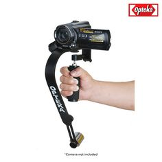 Opteka SteadyVid EX Video Stabilizer for Digital Cameras, Camcorders & DSLRs at 40% Savings off Retail!