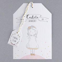Geburtskarten Colette : vintage in sans Faire Part Chic, Free Poster Printables, Baptism Cards, Baby Posters, First Holy Communion, Kids Events, Letter Art, Kids Cards, Invitation Design